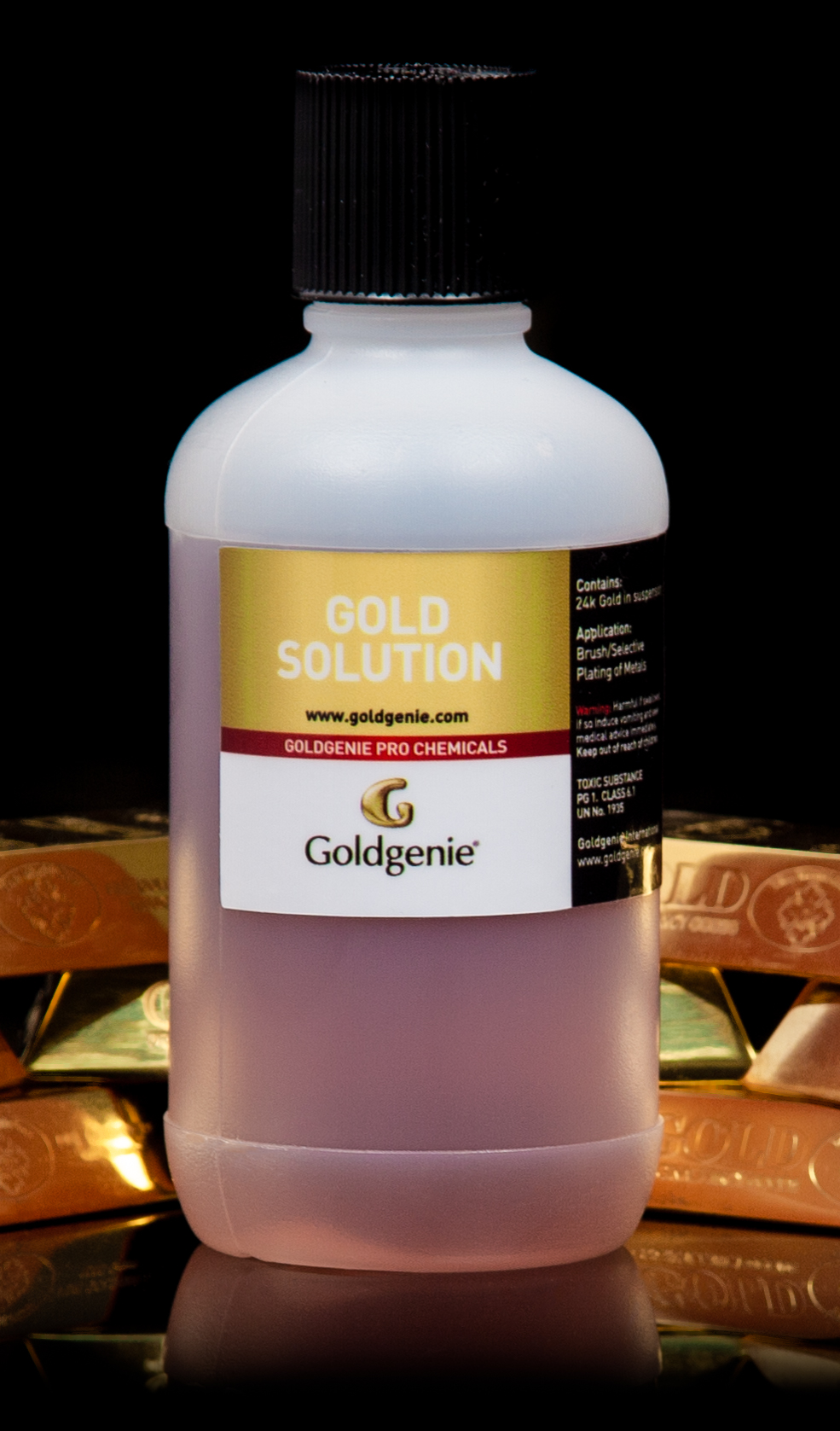 Gold Plating Gold Solutions