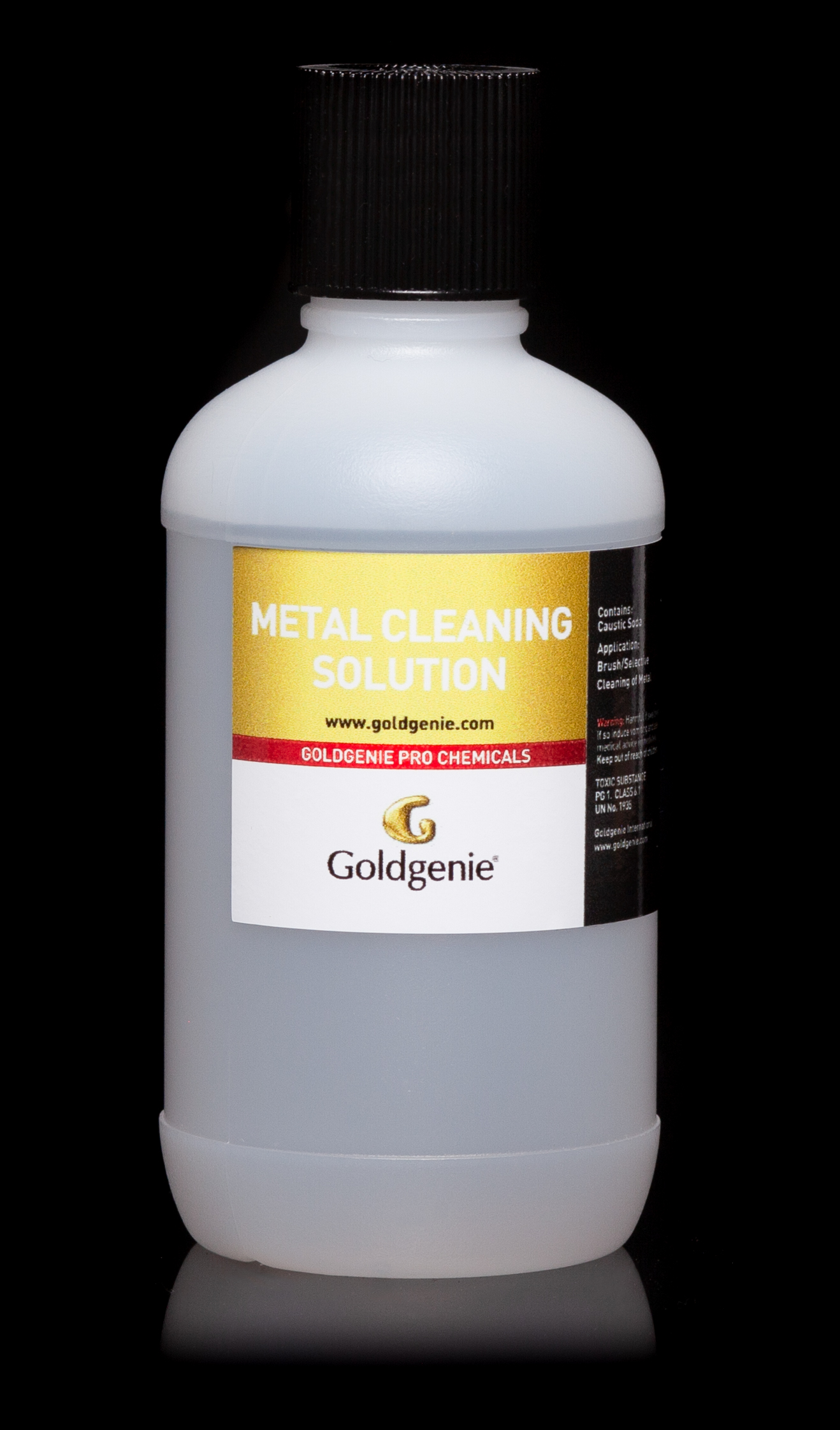 Gold Plating Metal cleaning solution