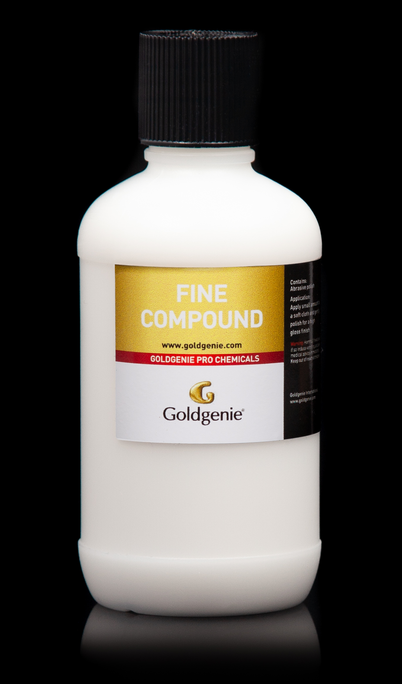 Gold Plating Fine compound