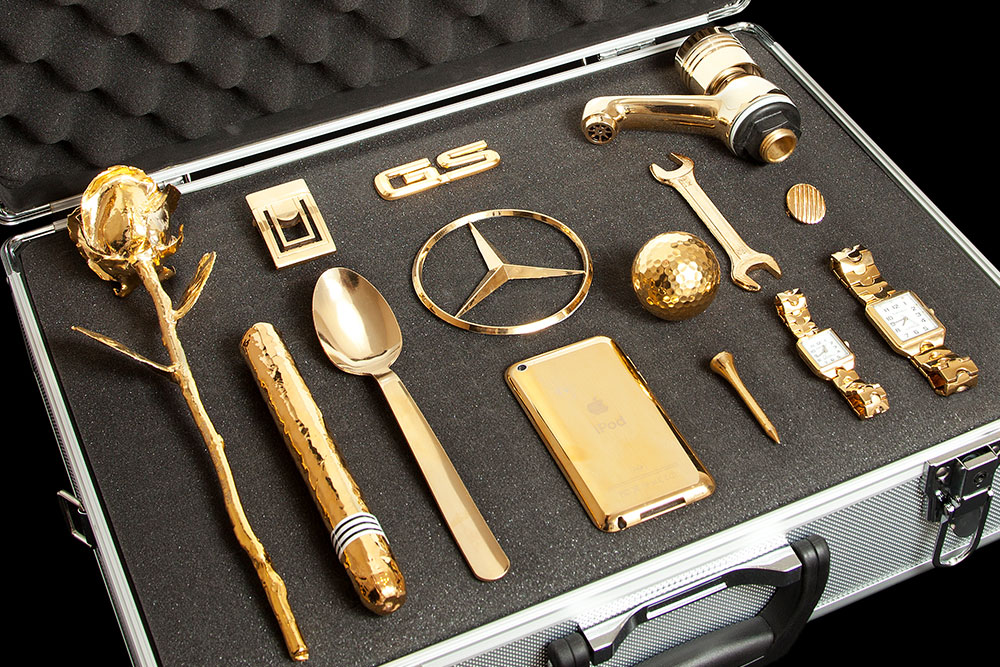 gold plating kit_products